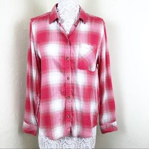 American Eagle Vintage Boyfriend Button Down